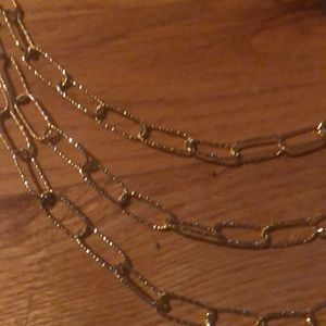18k over sterling silver Necklace